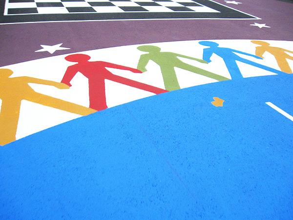 美邦彩色路面,交通道路的新进程!