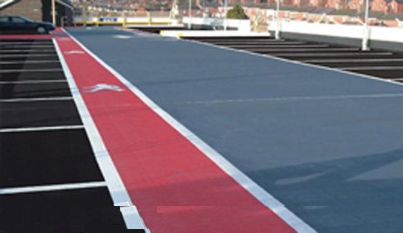 猜一猜,彩色沥青路面的优势是什么呢?