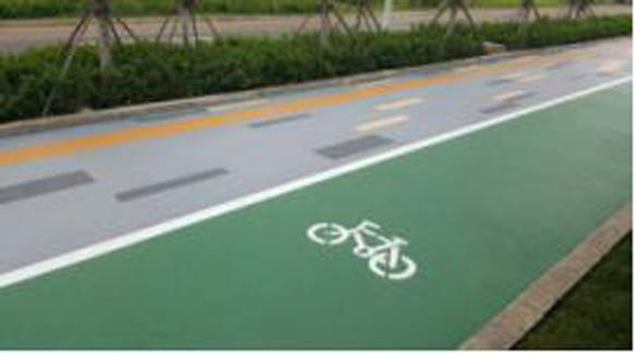 城市绿道的优势